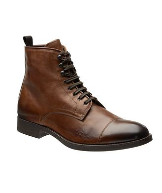 To Boot New York Richmond Leather Boots