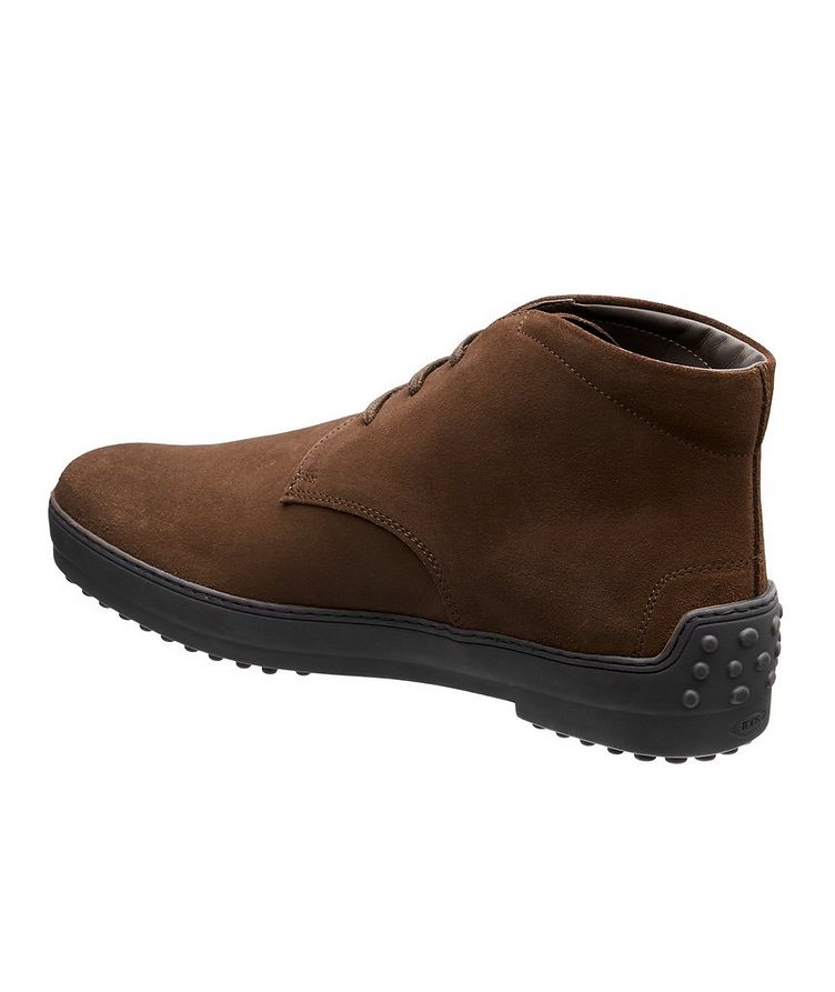 Suede Desert Boots image 1