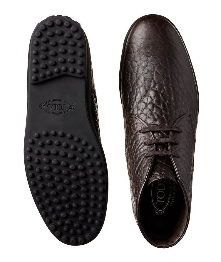 Leather Desert Boots image 2