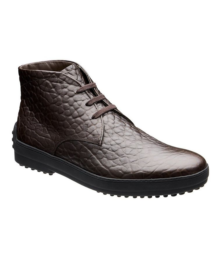 Leather Desert Boots image 0