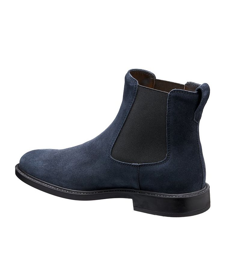 Suede Chelsea Boots image 1