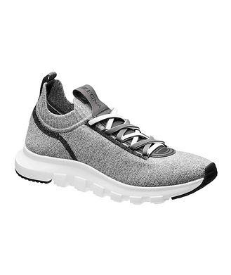 Z Zegna Chaussure sport Sock 2.0 en tissu Techmerino