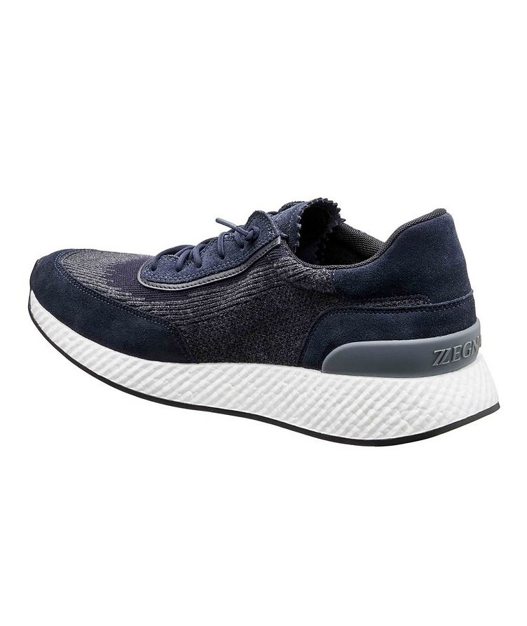 Techmerino Wool Sneakers image 1