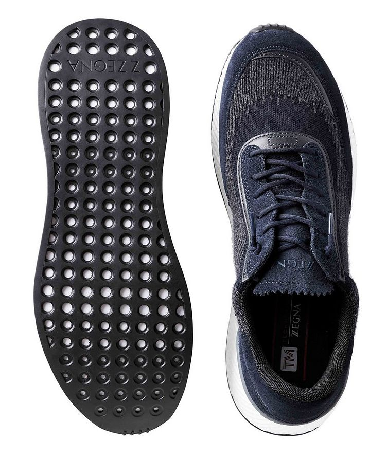 Techmerino Wool Sneakers image 2