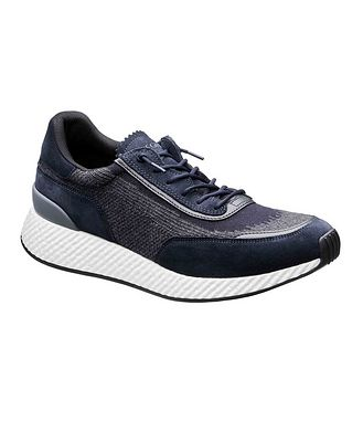 Ermenegildo Zegna Techmerino Wool Sneakers