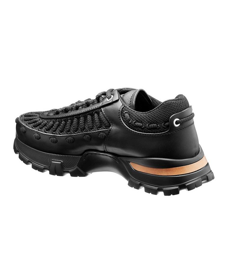 Claudio Leather & Mesh Sneakers image 1
