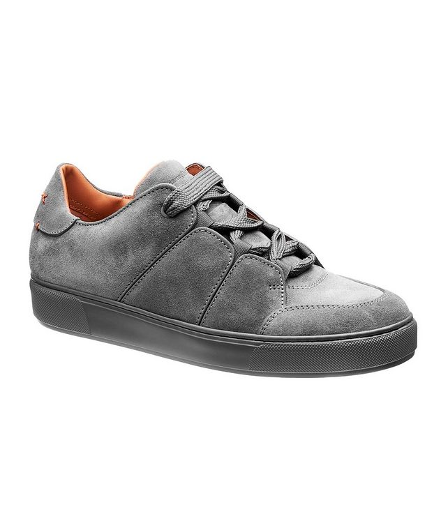 Tiziano Suede Sneakers picture 1