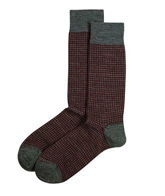 Marcoliani Milano Wool Blend Socks