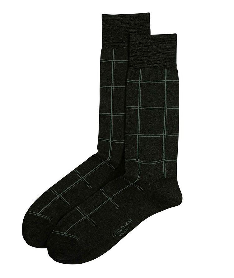 Cotton Blend Socks image 0