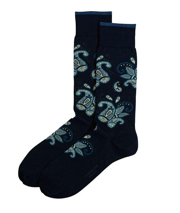 Cotton Blend Socks picture 1