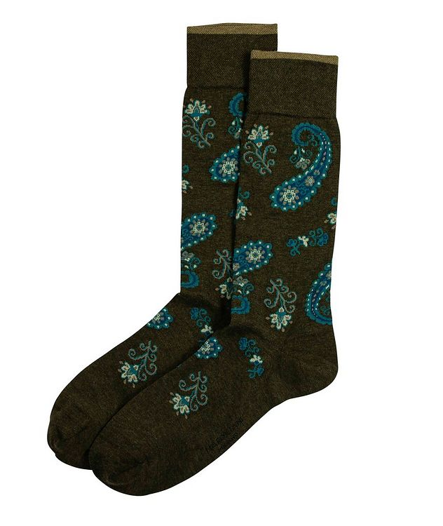 Cotton Blend Socks picture 1