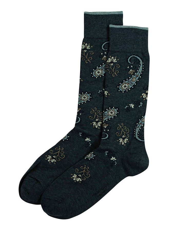 Cotton Blend Socks image 0