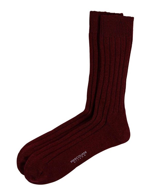 Cashmere Blend Socks picture 1