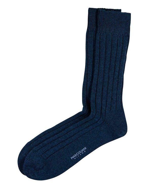 Cashmere Blend Socks picture 1
