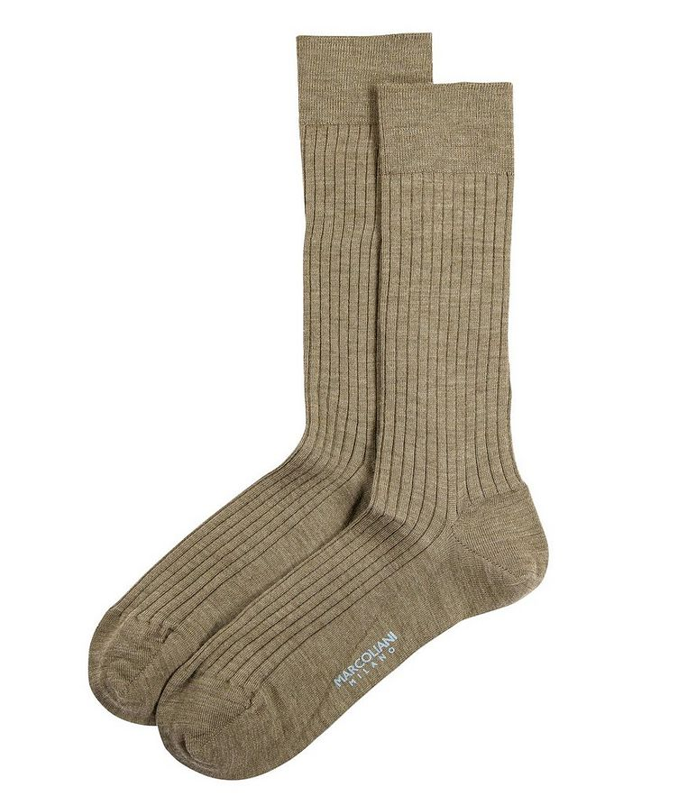Wool Blend Socks image 0