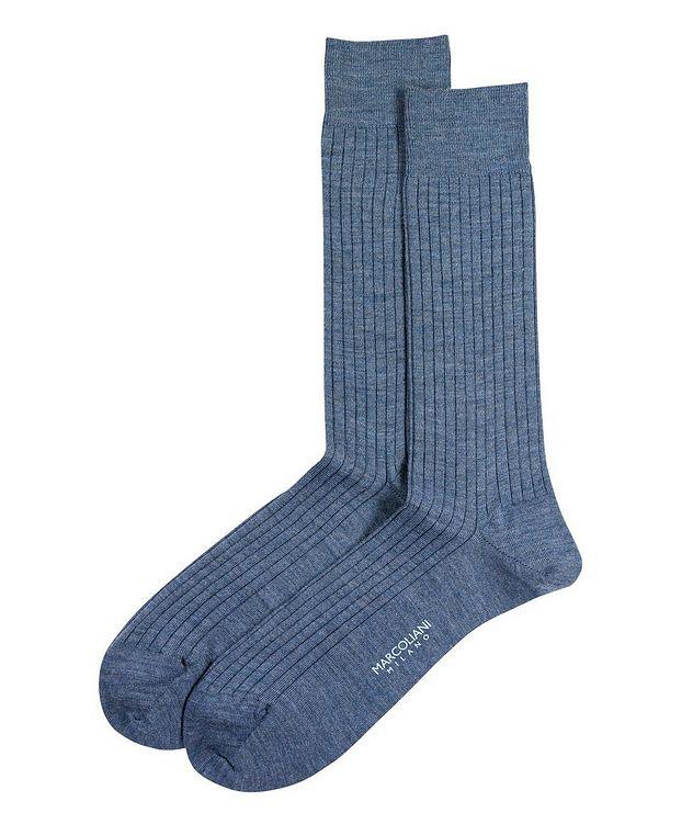 Wool Blend Socks picture 1
