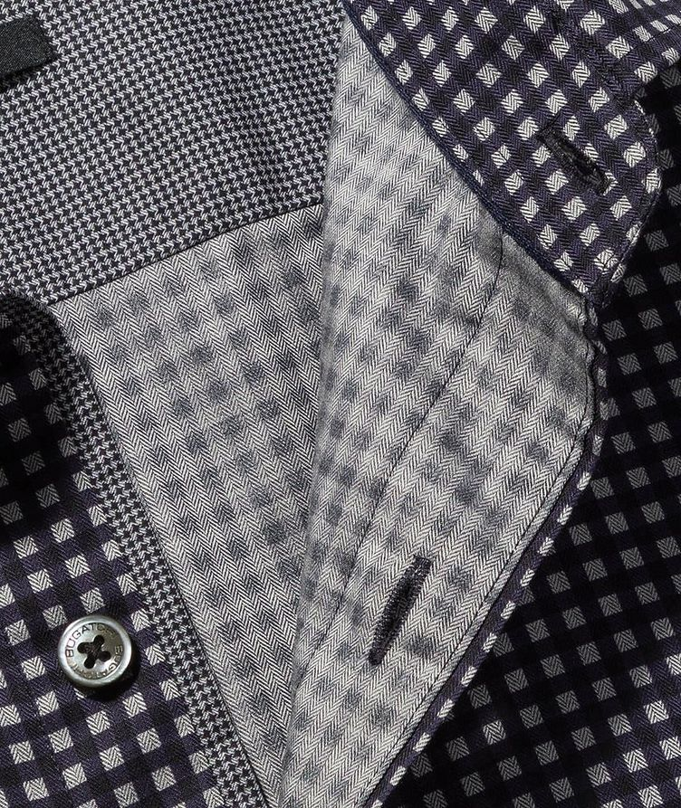 Checkered Cotton Shirt image 1