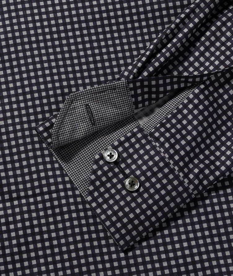 Checkered Cotton Shirt image 2