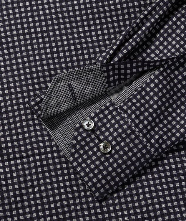 Checkered Cotton Shirt picture 3