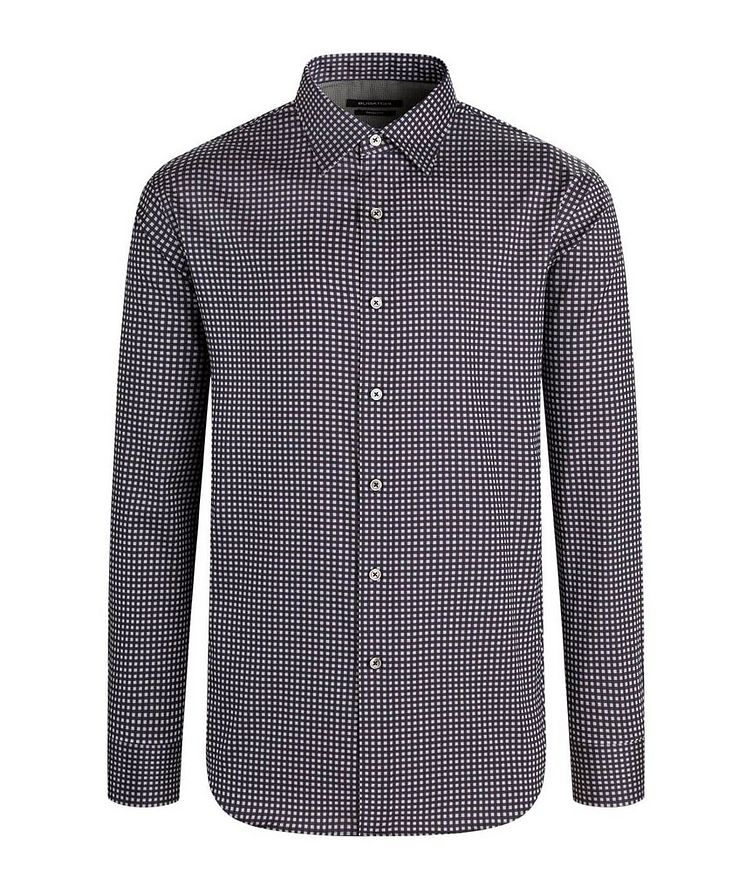 Checkered Cotton Shirt image 0