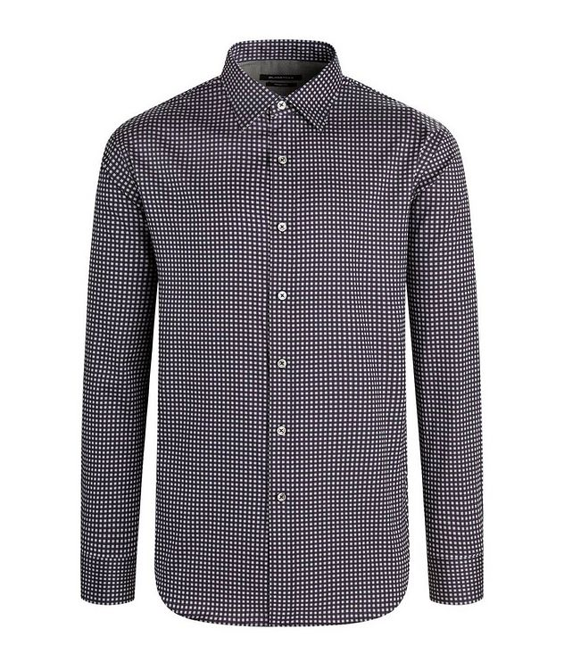 Checkered Cotton Shirt picture 1