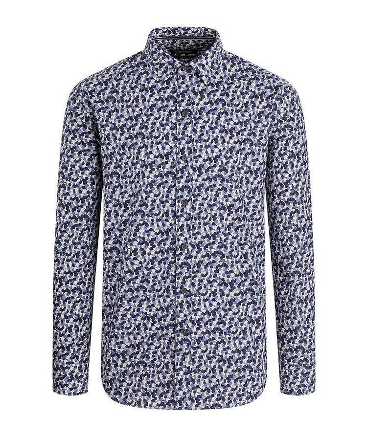 Fruit-Printed Cotton Shirt image 0