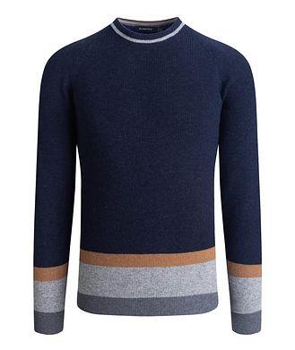 Bugatchi Wool-Cashmere Sweater