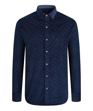 Bugatchi Paisley Cotton Shirt