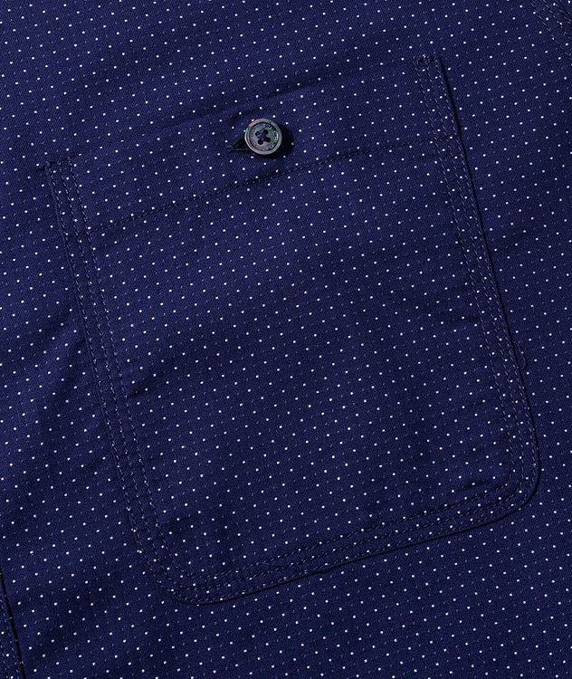 Dotted Cotton Shirt picture 3