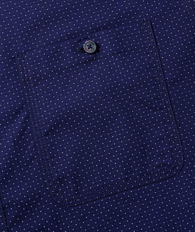 Chemise en coton à pois picture 3