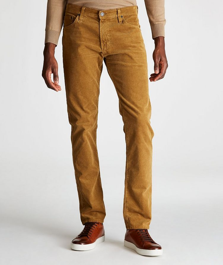 Tellis Slim Corduroy Pants image 0