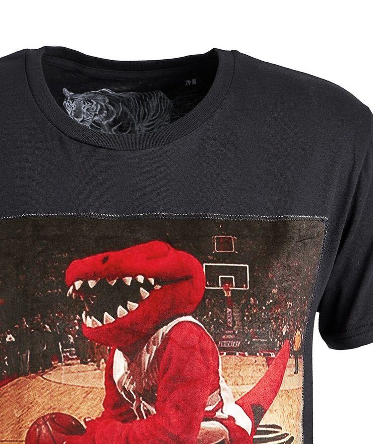 Toronto Raptors-Printed Cotton T-Shirt image 2