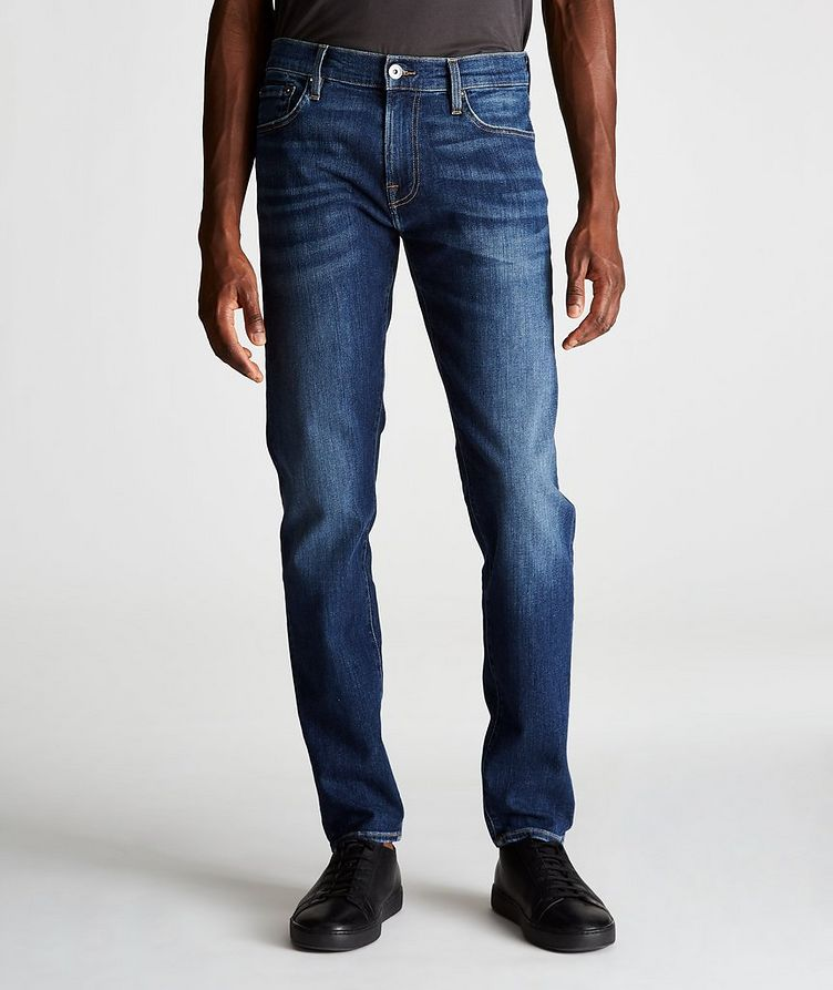 Paxtyn Slim-Fit Luxe Sport Jeans image 0