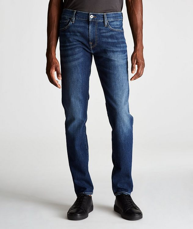Paxtyn Slim-Fit Luxe Sport Jeans picture 1