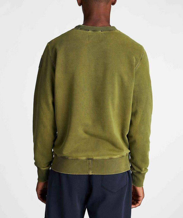 Clem Printed Fleece Sweatshirt image 2