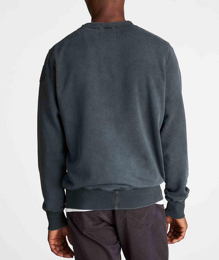 Mat Printed Fleece Sweatshirt image 2
