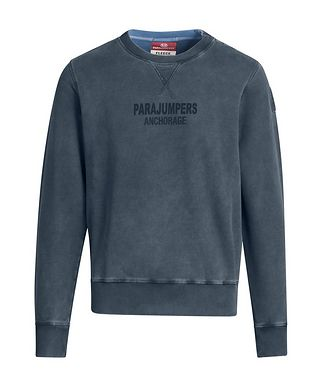 Parajumpers Mat Printed Fleece Sweatshirt
