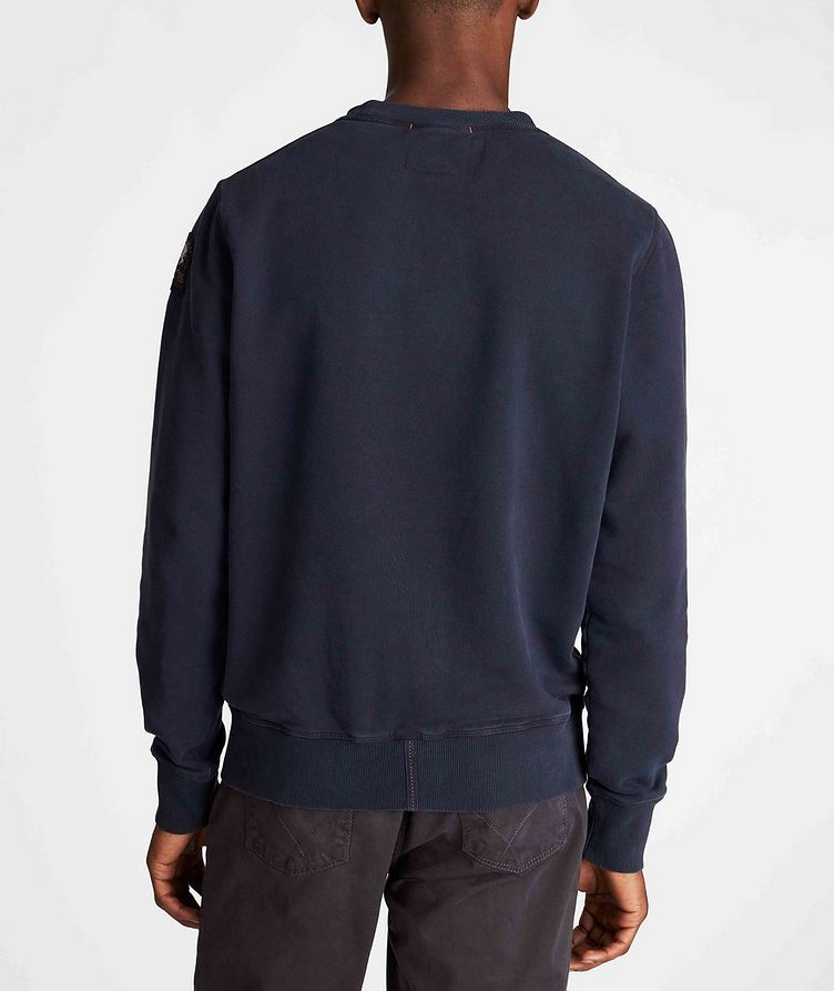 Nate Graphic Fleece Sweatshirt image 2
