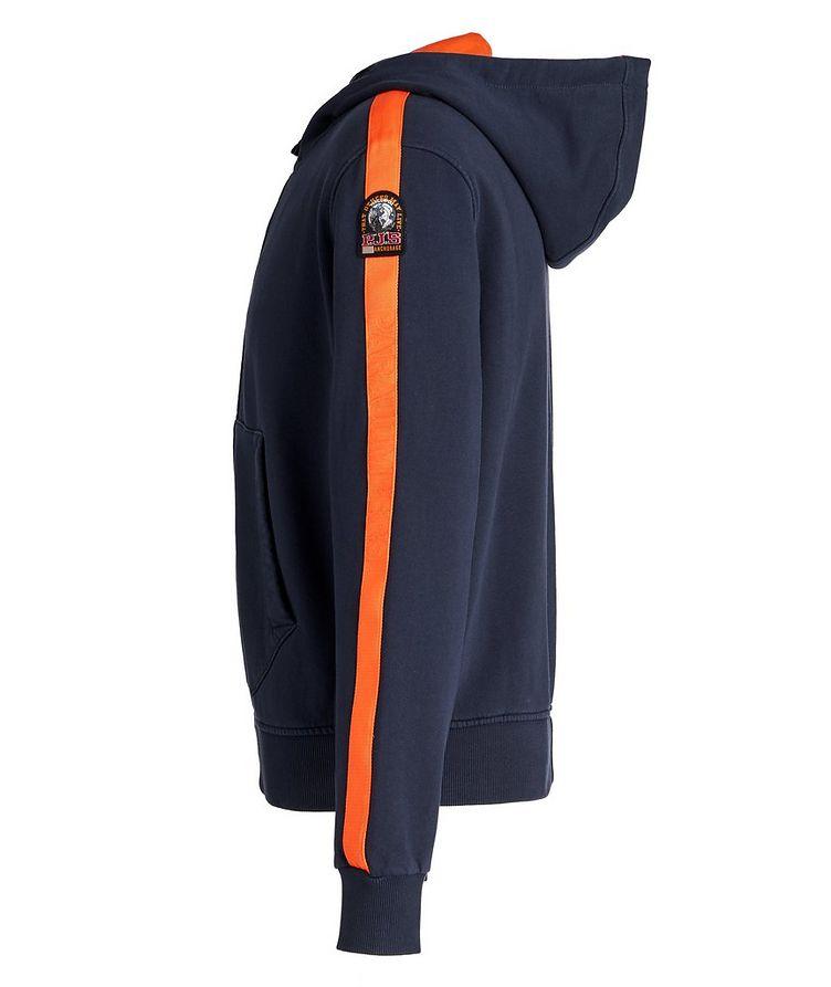 Aldrin Zip-Up Cotton-Fleece Hoodie image 1