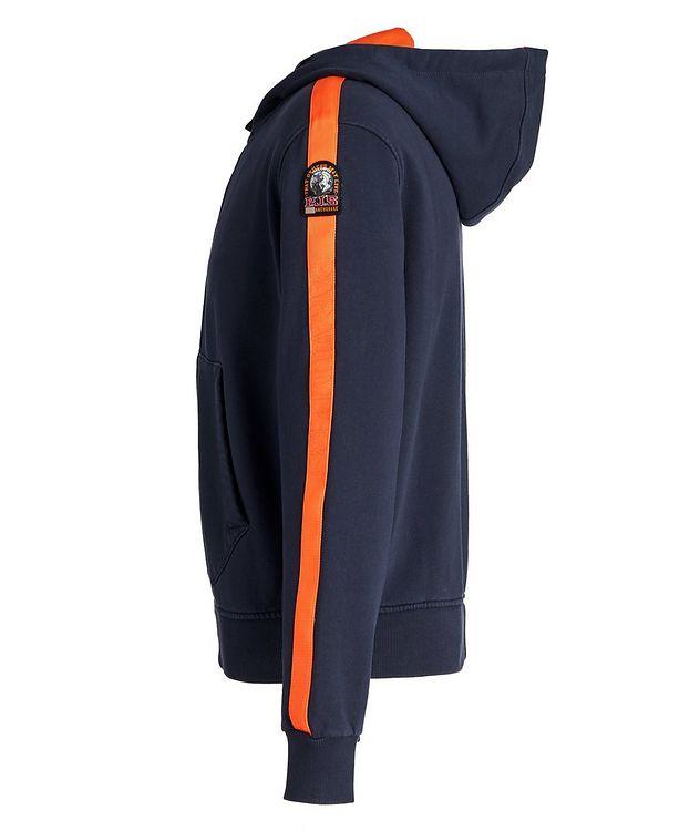 Aldrin Zip-Up Cotton-Fleece Hoodie picture 2