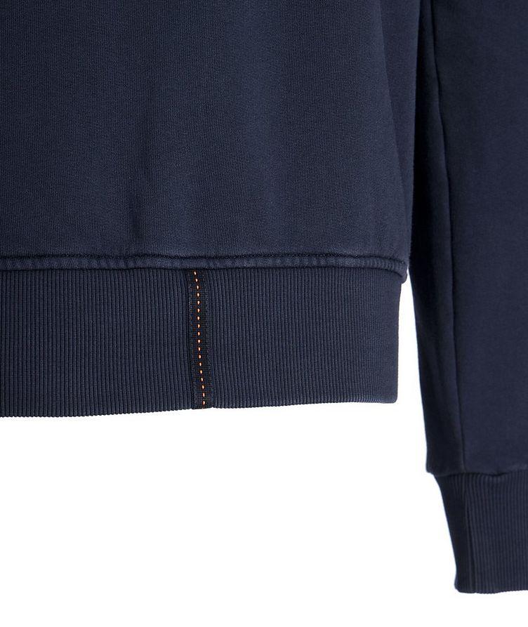 Aldrin Zip-Up Cotton-Fleece Hoodie image 3