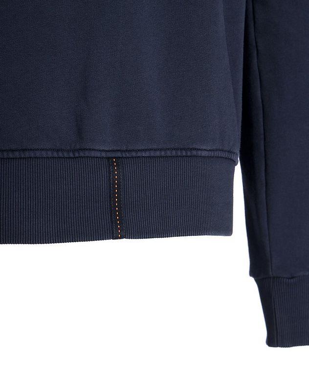 Aldrin Zip-Up Cotton-Fleece Hoodie picture 4