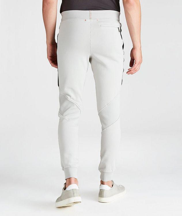 Collins Slim-Fit Cotton-Fleece Joggers picture 2
