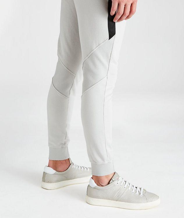 Collins Slim-Fit Cotton-Fleece Joggers picture 5