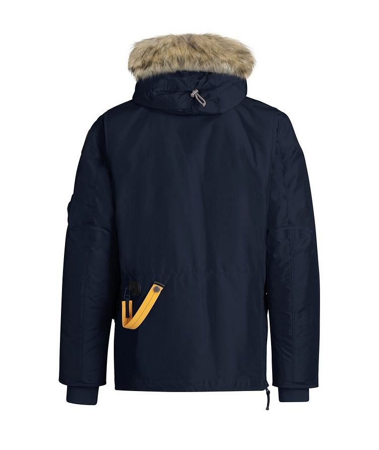 Right Hand Fur-Hooded Parka image 2
