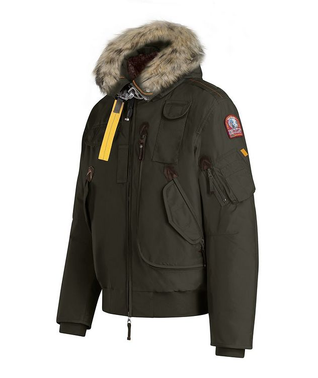 Gobi Fur-Hooded Bomber picture 2
