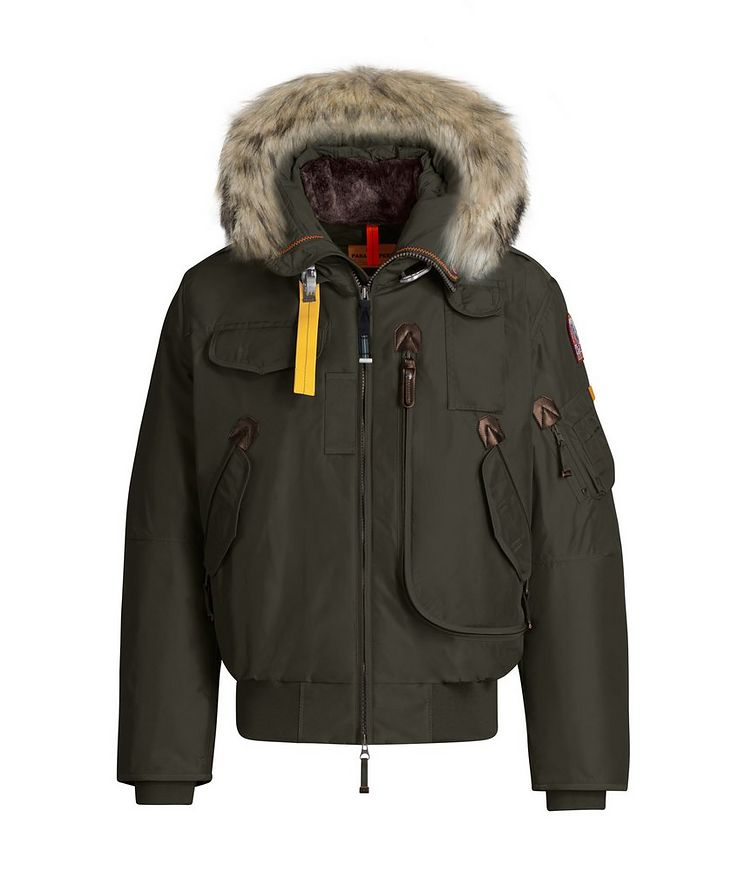 Gobi Fur-Hooded Bomber image 0