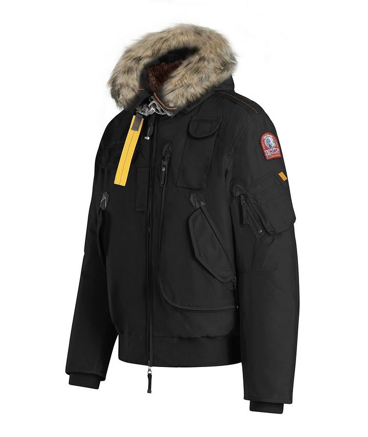 Gobi Fur-Hooded Bomber image 1