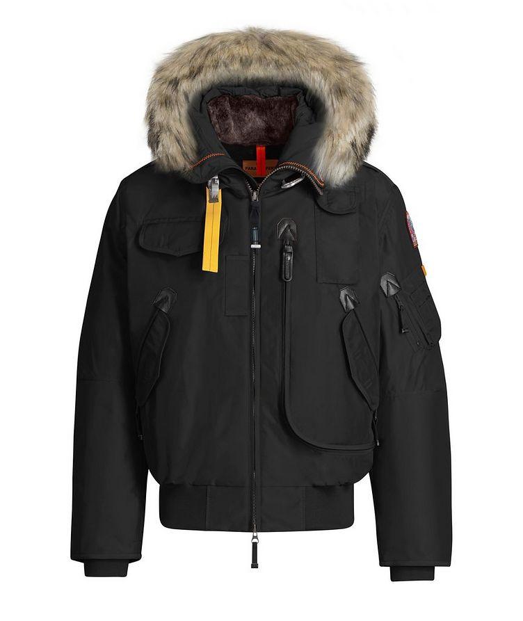 Gobi Fur-Hooded Bomber image 0