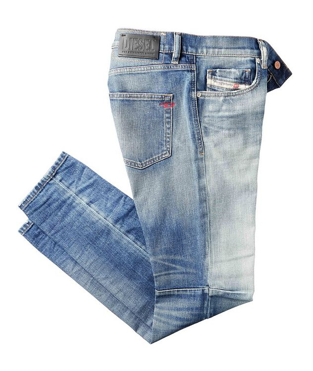 D-Strukt Slim-Fit Jeans picture 1